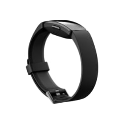 Fitbit Inspire HR - black - activity tracker with band - black