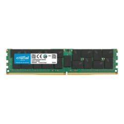 Crucial - DDR4 - 128 GB - LRDIMM 288-pin - 3DS Load-Reduced