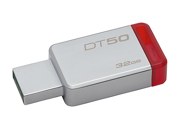 Kingston DataTraveler 50 - USB flash drive - 32 GB