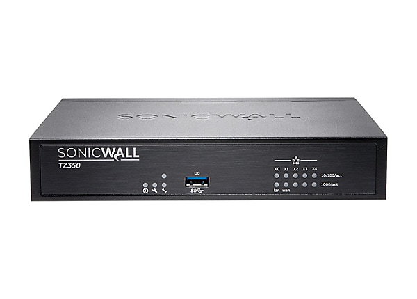 SonicWall TZ350 - security appliance