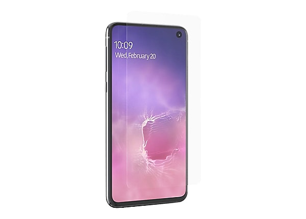 InvisibleShield Ultra Clear made for the Samsung Galaxy S10e