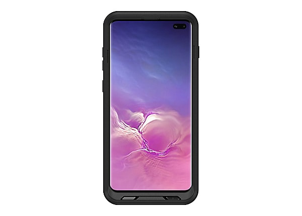 OtterBox Pursuit Case for Samsung Galaxy S10+ - Black/Clear Pro Pack