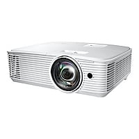 Optoma W318ST - DLP projector - short-throw - 3D