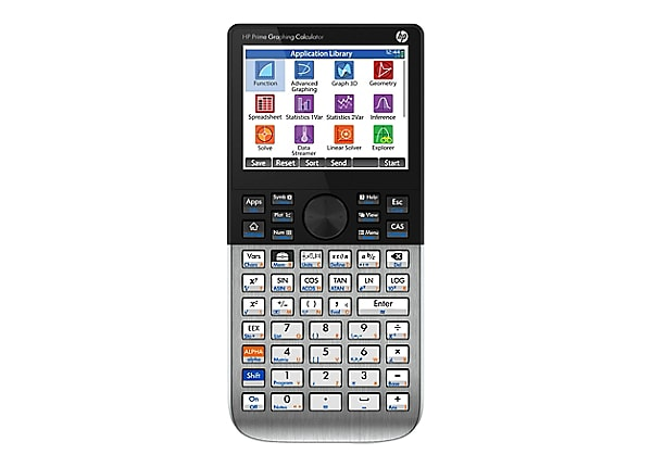HP PRIME G2 SGL BOX CALCULATOR U.S.