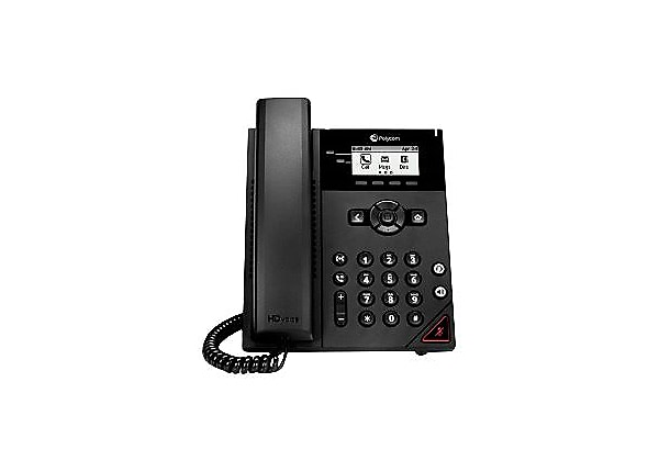 Poly VVX 150 Business IP Phone - téléphone VoIP