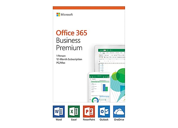 Microsoft 365 Business Standard - box pack (1 year) - 1 user (5 devices)