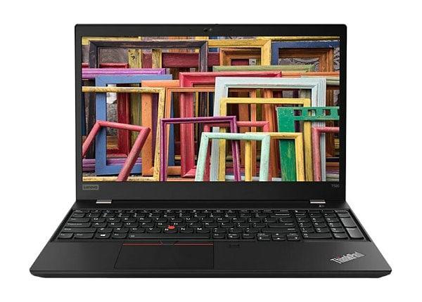 "Lenovo ThinkPad T590 - 15.6"" - Core i5 8265U - 8 Go RAM - 256 Go SSD - US"