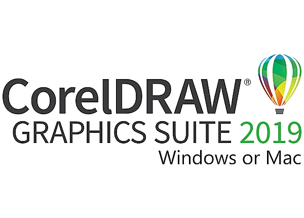 CorelDRAW Graphics Suite 2019 - Business License - 1 user