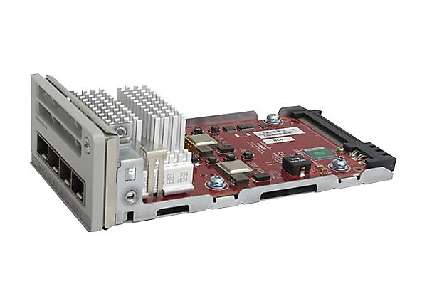 Cisco Catalyst 9200 Series Network Module - expansion module