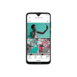 Motorola Moto G7 - ceramic black - 4G - 64 GB - CDMA / GSM - smartphone