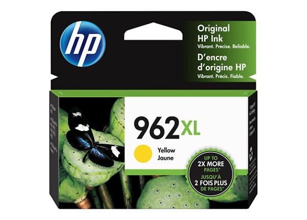 HP 962XL - High Yield - yellow - original - Officejet - ink cartridge
