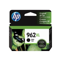 HP 962XL - black - original - ink cartridge