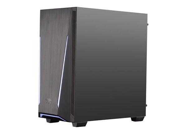 iBUYPOWER 090A - tower - Ryzen 5 2600 3.4 GHz - 8 GB - 1.24 TB