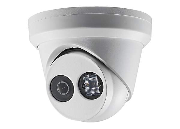 Hikvision 4 MP IR Fixed Turret Network Camera DS-2CD2345FWD-I - network sur