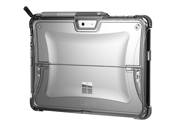 UAG Rugged Case for Microsoft Surface Go / Surface Go 2 - Plyo Ice - back c