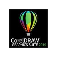 CorelDRAW Graphics Suite 2019 - Enterprise License (upgrade) + 1 year Corel