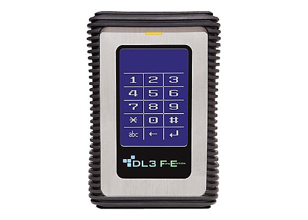 DataLocker DL3 FE (FIPS Edition) - solid state drive - 512 GB - USB 3.0