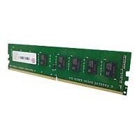 QNAP - A1 version - DDR4 - 8 GB - DIMM 288-pin - unbuffered