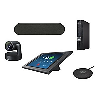 """ZoomRooms Medium Meeting Room A Kit - video conferencing kit - 9.7"""" - with"""