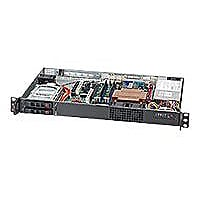 Supermicro SC510 T-203B - rack-montable - 1U - micro ATX