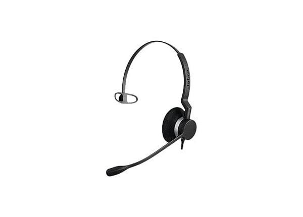 Jabra BIZ 2300 QD Mono - headset