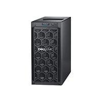 Dell EMC PowerEdge T140 - MT - Xeon E-2124 3.3 GHz - 8 GB - 1 TB