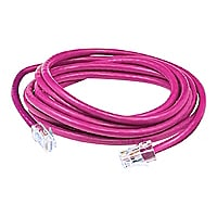 Proline patch cable - 3 ft - pink