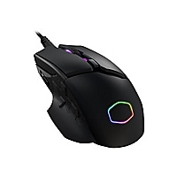 Cooler Master MasterMouse MM830 - mouse - USB - gunmetal black