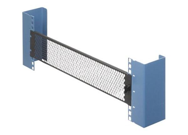 RackSolutions Tool-Less - rack filler panel - 2U