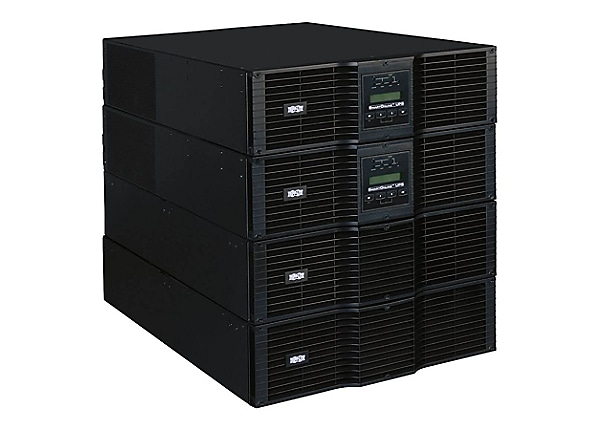 Tripp Lite 16kVA Smart Online UPS 14.4kW 120V 208/240V N+1 12URM TAA