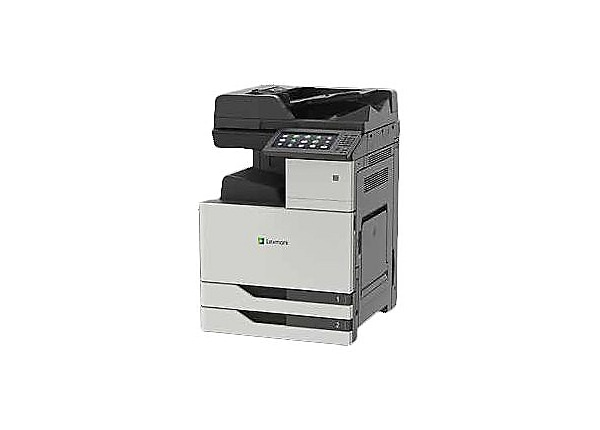 Lexmark CX921DE - multifunction printer - color