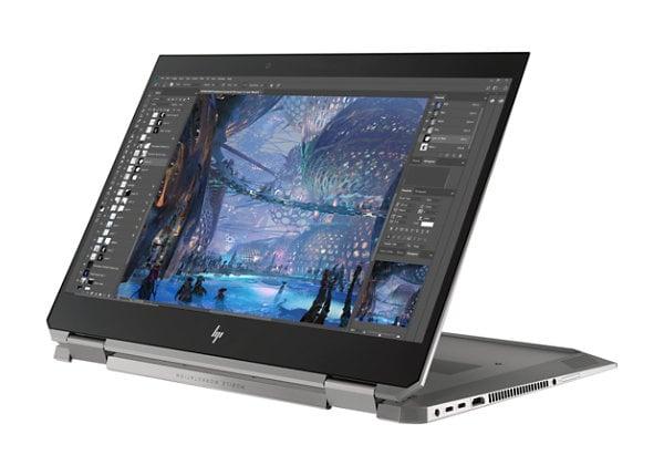 "HP ZBook Studio x360 G5 Mobile Workstation - 15.6"" - Core i7 8750H - 16 GB"
