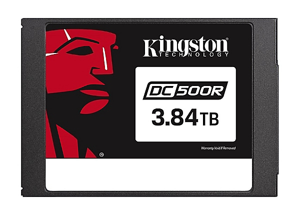 Kingston Data Center DC500R - Disque SSD - 3840 Go - SATA 6Gb/s