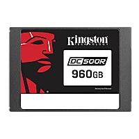 Kingston Data Center DC500R - solid state drive - 960 GB - SATA 6Gb/s
