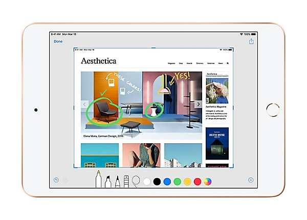 Apple 10.5-inch iPad Air Wi-Fi + Cellular - 3rd generation - tablet - 256 G