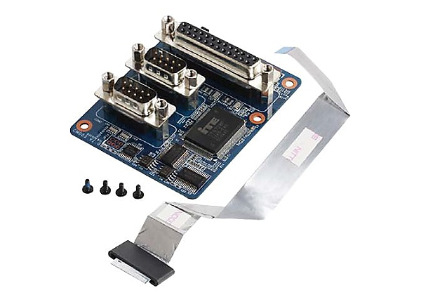 Shuttle PCL71 - parallel/serial adapter
