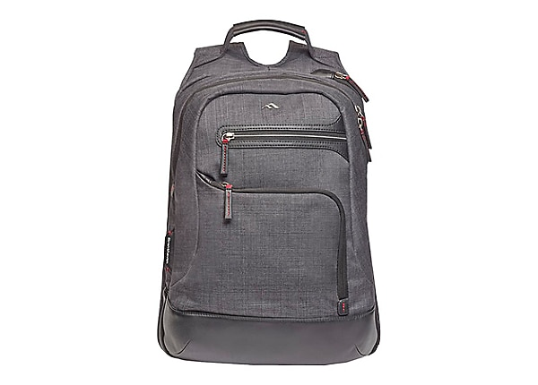 Brenthaven Collins 1951 notebook carrying backpack