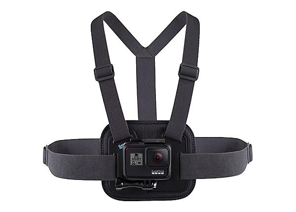 GoPro Chesty support system - shoulder-chest support