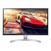 """LG 27UL500-W - LED monitor - 4K - 27"""" - HDR"""