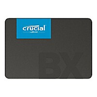 Crucial BX500 - solid state drive - 960 GB - SATA 6Gb/s