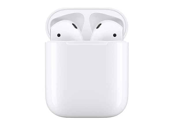 Apple AirPods with Charging Case - 2nd Generation - true wireless earphones