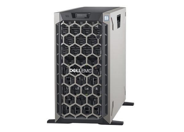 Dell EMC PowerEdge T440 - tower - Xeon Silver 4110 2.1 GHz - 32 GB - HDD 1
