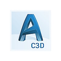 AutoCAD Civil 3D 2020 - New Subscription (annual) - 1 seat