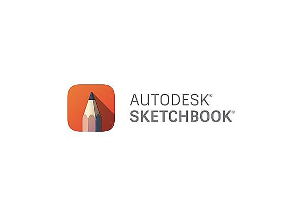 Autodesk SketchBook Pro - Subscription Renewal (3 years) - 1 seat