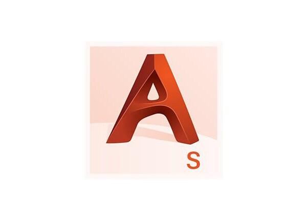 Autodesk Alias Surface - Subscription Renewal (3 years) - 1 seat