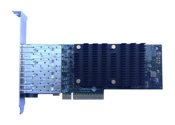 Chelsio T540-SO-CR - network adapter