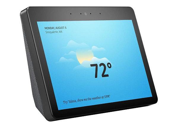 Amazon Echo Show - 2nd Generation - smart display - wireless