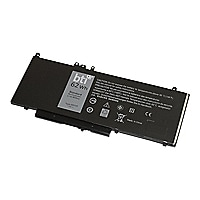 BTI 451-BBTW-BTI - notebook battery - Li-pol - 8157 mAh - 91 Wh