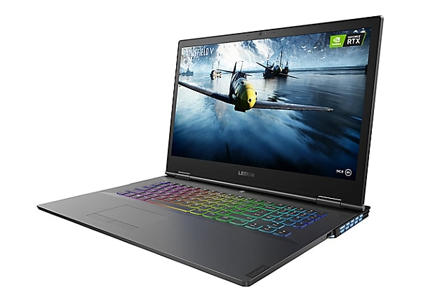"Lenovo Legion Y740 15.6"" Core i7-9750H 16GB RAM 1TB Windows 10 Home"