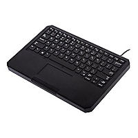 iKey IK-DELL-SA - keyboard - with touchpad